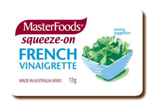 Dressing-French-Vinaigrette-Portion-Control-(100x13g)-Masterfoods-(508006)