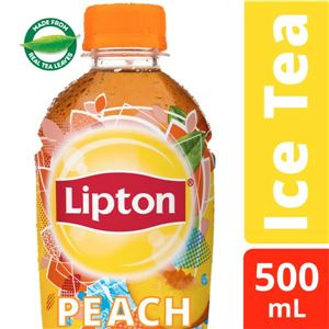 Lipton-Ice-Peach-12x500ml-Plastic-(NEW)-(723157)